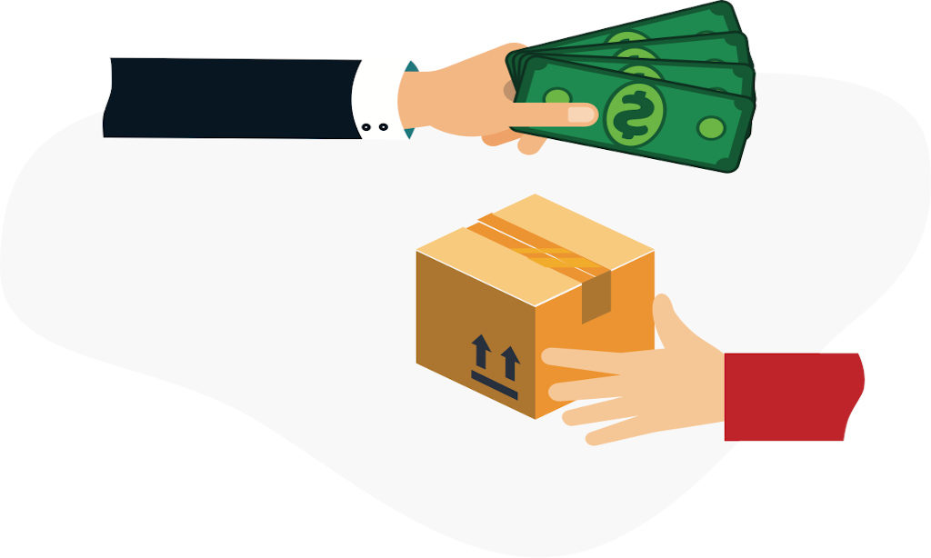 How do Cash on Delivery orders turn into losses becoming RTO?
