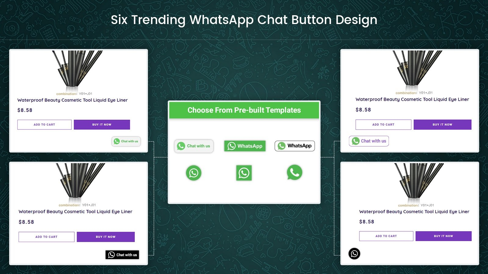 WhatsApp Chat + Cart Recovery by Softpulse Infotech