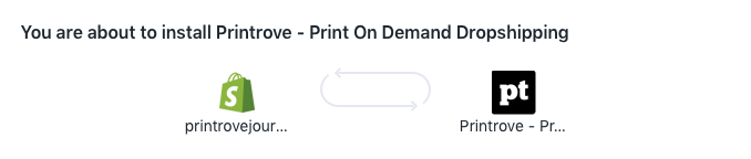Shopify Print-on-demand Integration | Printrove