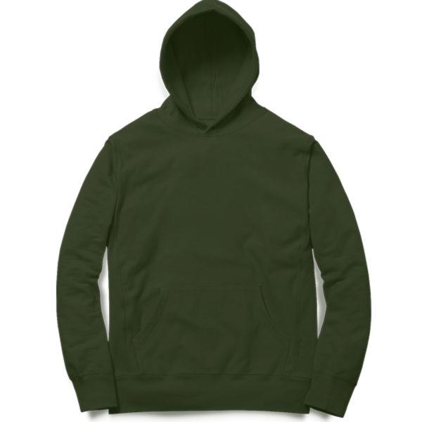 Olive Green Hoodie